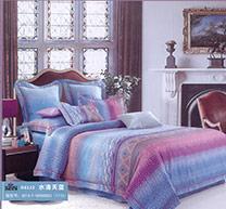 奥鹿家纺产品展示