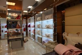 玖久丝绸店面展示