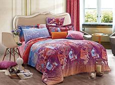 蓝丝语家纺产品展示