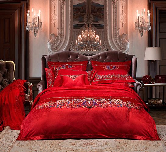 南方寝饰家纺产◆品展示