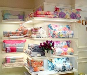 欧派家纺产品展示