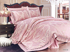 圣路易丝家纺产品展示