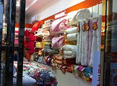 羽光家纺店铺展示